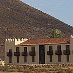 Casa de los Coroneles, vista desde el noroeste 2009 La Oliva Fuerteventura