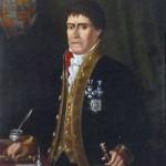 Agustín Cabrera Bethencourt, quinto coronel de Fuerteventura siglo XVIII Casa de los Coroneles La Oliva