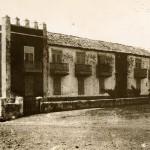 Casa de los Coroneles, La Oliva (Fuerteventura). Foto: Curt Hermann (ca. 1930-1935)