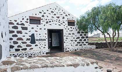 Casa de la Cilla - Ruta de los Coroneles, La Oliva