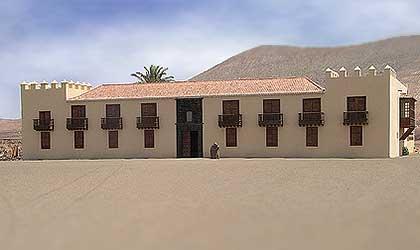 Casa de los Coroneles La Oliva