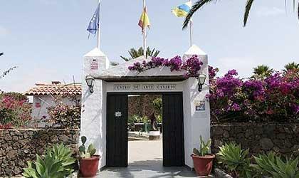 Centro de Arte Canario Casa Mané La Oliva