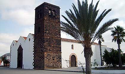 Iglesia de La Candelaria La Oliva