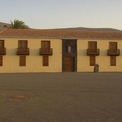 Casa de los Coroneles, vista frontal