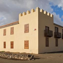 Casa de los Coroneles, vista desde el noreste