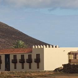 Casa de los Coroneles, vista desde el noroeste