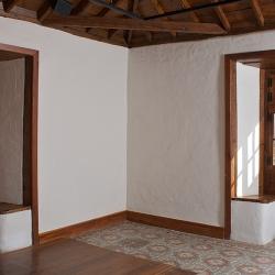 Capilla, detalle del interior